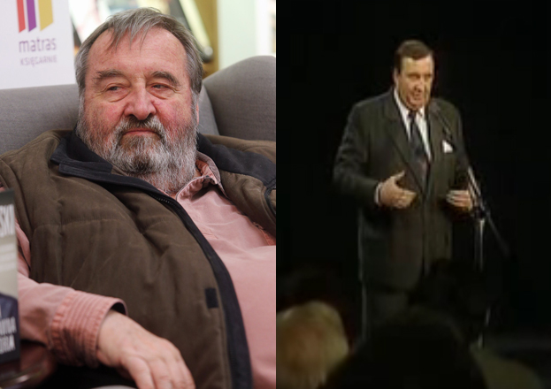 Krzysztof Kowalewski O Kasjer Dupa To Wiersz O Kretynach