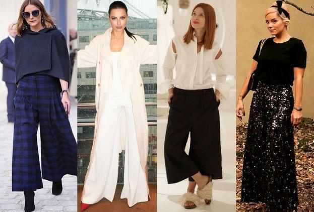Z czym nosić spódnico spodnie? 5 inspiracji Pudelek