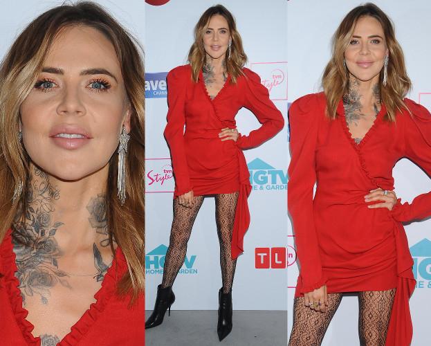 czerwona sukienka sablewska