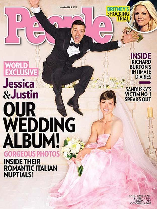Jennifer Aniston randkuje Justin Timberlake