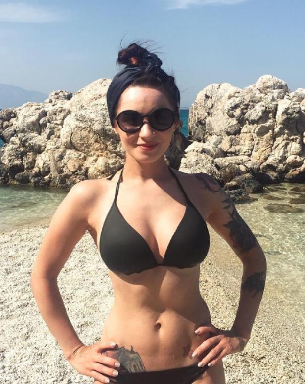 Anna Ilczuk W Bikini