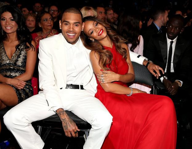 Z kim spotyka się Rihanna